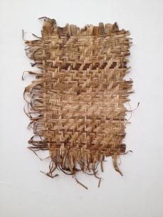 Alexandra Bircken, 3 Up 3 Down, weaving.