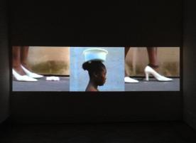 Michèle Magema, Elément (2005), video