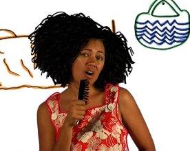 Lisa Hilli, Afrophobia (2007), video