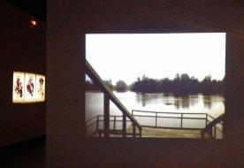 Wanja Kimani, Fleuve Wouri (2014), video.