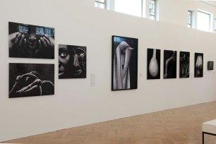Work by Angele Etoundi Essamba. © Yves Gervais, BOZAR