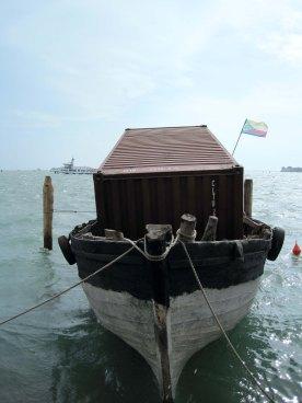 Paolo W. Tamburella, Comoro Islands Pavilion.