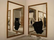 Michelangelo Pistolleto, Twenty-two Less Two, 2009.