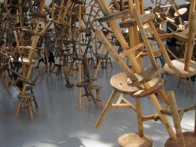Ai Weiwei, French Pavilion.