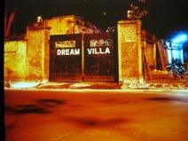 Dayanita Singh, Dream Villa Slideshow, 2010. Digital slideshow of 38 images, inside the Para-Pavilion by Franz West.