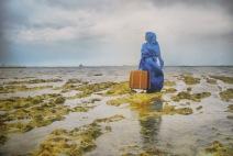 Work by Lateefa bint Maktoum, United Arab Emirates exhibition.