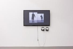 Evan Ifekoya, Nature/Nurture sketch, 2013. Photo: Tim Bowditch