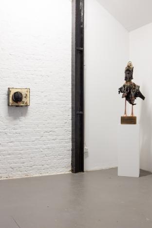 Exhibition view, DRAF, 2015. Photo: Tim Bowditch