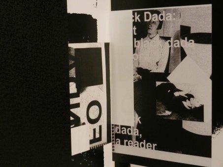 Adam Pendleton. Detail of installation. Belgian Pavilion.