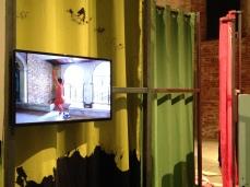 Lili Reynaud Dewar, My Epidemic (Small Bad Blood Opera), 2015. Installation.