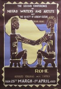 Rome Poster Sekoto