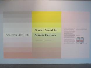 Sounds Like Her, New Art Exchange, Nottingham (2017-2018)